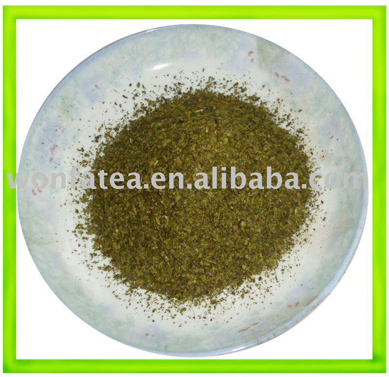 Green tea for extraction ( for tea polyphenol )