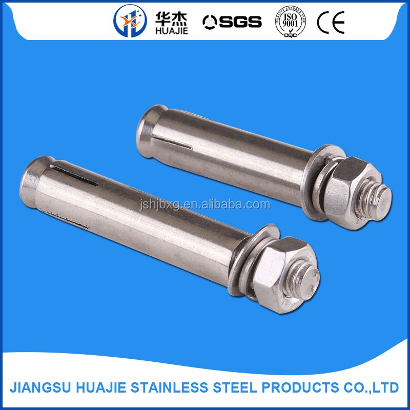M18 A2-70 Anchor Bolt