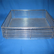Factory Direct Multi-function Wire Mesh Metal Storage Basket