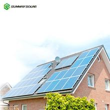 Sunway 10 kw off grid solar panel system home complete set for home use
