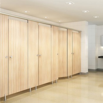 Aogao 30 series compact laminate HPL pvc toilet partitions