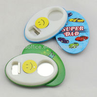 Oval shape magic can opener with cheaper price