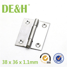 good quality Stainless steel small box hinge