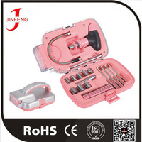Useful competitive price zhejiang oem lady tool sets