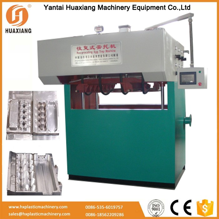 Egg Tray Forming Machinery