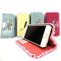 Top Sales Hot Quality Wallet For Iphone 4/4S Case