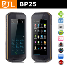 2014 Waterproof Shockproof Dustproof Smart Phone MTK6589 Quad Core 3G rugged phone BATL BP25 dual sim android nfc