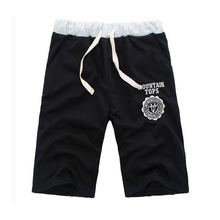 Men cargo short casual short sport cotton pants