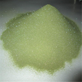Green synthetic micron diamond powder
