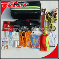 roadside emergency car kit/vehicle emergency kit/car emergency tool kit