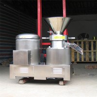 hot sale peanut butter colloid mill/peanut butter grinder machine/peanut butter making machine system