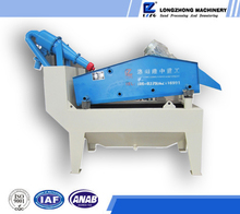 High quality slurry mud sand extracting system sand dust collector supplier