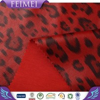 Famous Brand 10 years experience Luxury nylon cotton stretch fabric