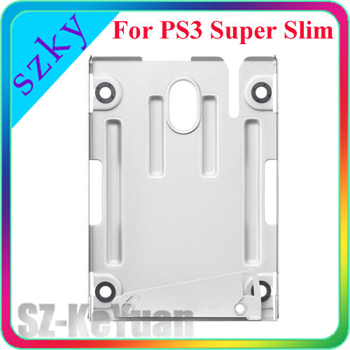 Newest Hard disk drive HDD Mounting bracket for PS3 Super Slim