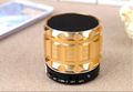 S28 Mini Wireless Bluetooth Speaker Super Bass with mic Hands-free Call Blue