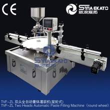 High quality own complete automatic ointment production line filling machine from Sina Ekato