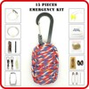portable survival gear bags custom emergency medical equipment