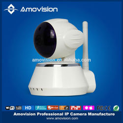 QF510 auto surveillance equipment wireless camera kit android non camera phone
