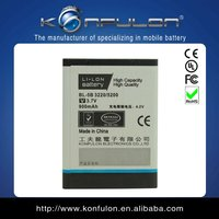 upgrade high quality batteries for nokia mobile