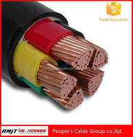 high quality low voltage underground pvc/xlpe insulated power supply cable