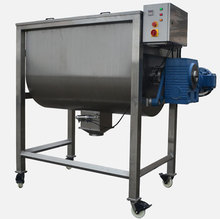 Washing powder making machine mixing tank