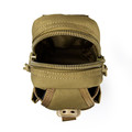 2017 outdoor tactical molle ammo pouch army zipper waterproof travel pouch bag