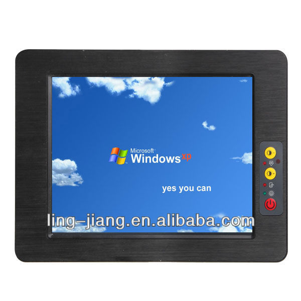 touch screen 19 inch industrial tablet pc support 3G & wifi modem (PPC-190C)