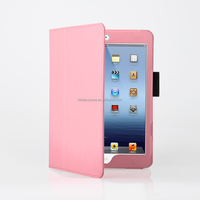 Danycase For iPad mini Book Fold Stand Design Holder Flip case smart cover