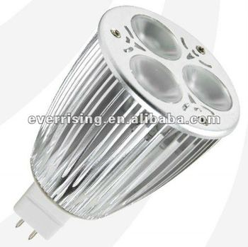 3x2W High Power LED MR16