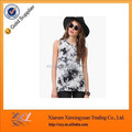 Custom China Clothing Hot Sale Sublimated Tank Tops Singlet
