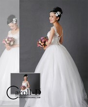 Hot Fashion Sweet Heart Wedding Dress 2014