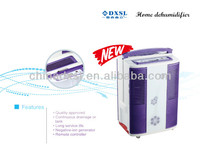 CE Approved Air intelligent dehumidifier machine with Auto humidistat control