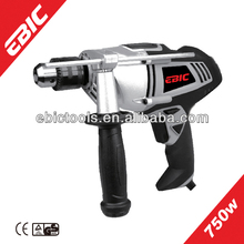 EBIC high power 750W 13mm explosion proof concrete electric impact drill