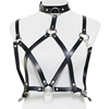 New Design leather body harness,body jewelry sex,slave body chain