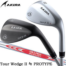 Akira Tour Wedge II, N.S.PRO MODUS3 shaft specifications wedge golf Japan