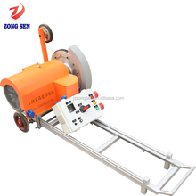 ZongSen 22KW Rack Style Electric Concrete Floor Cutting Saw Machine