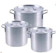60CM aluminum soup STOCK POT SET