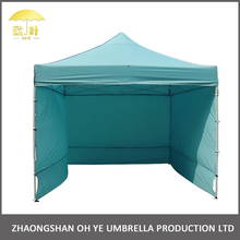 Custom full color printing wrought iron used gazebo for sale