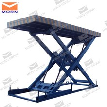 Professional design warehouse electro-hydraulic scissor lift table