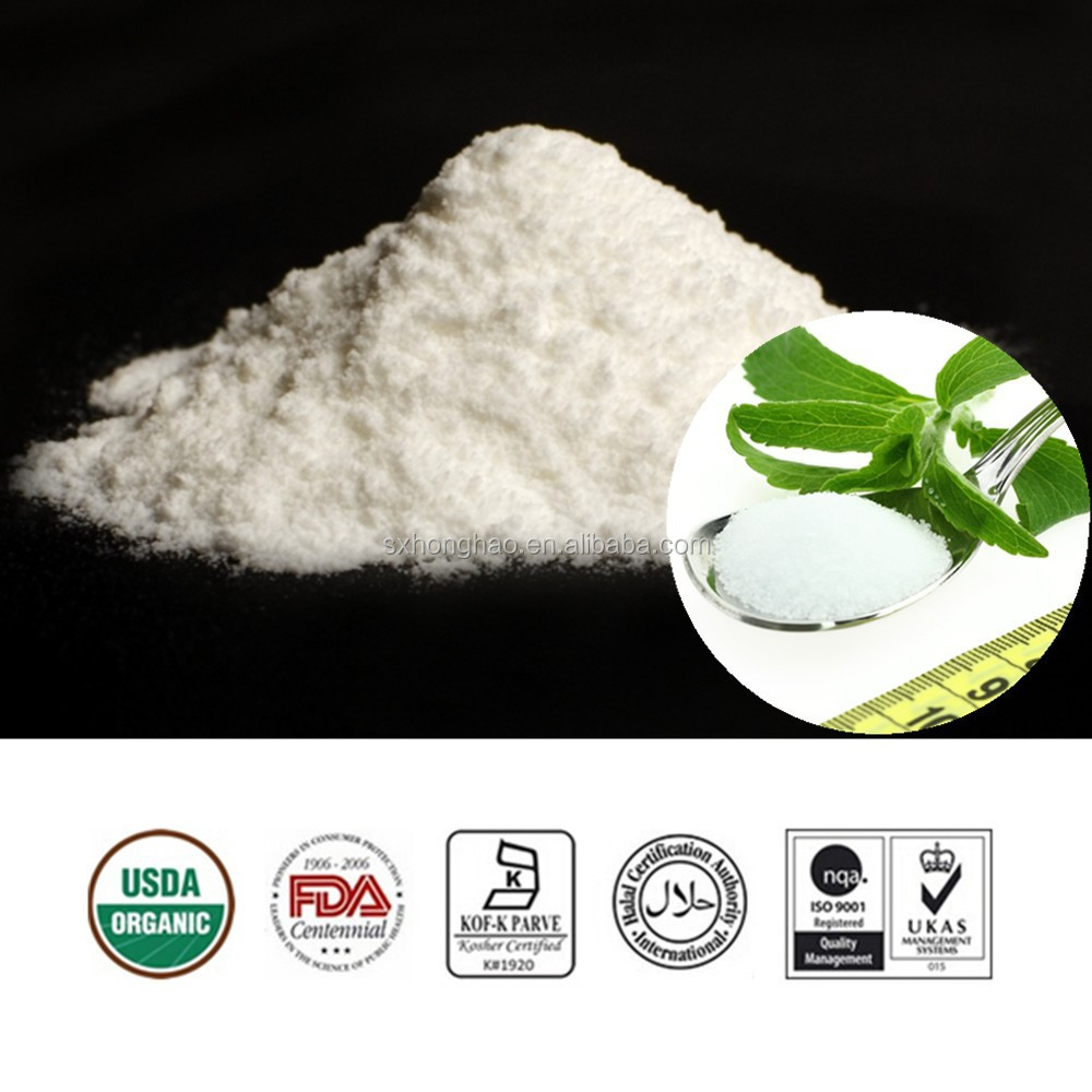 Natural Pure Bulk Stevia Extract Glucosyl Stevioside
