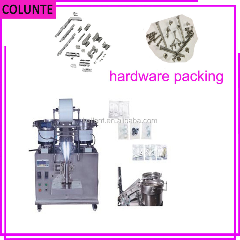 spare parts counting packaging machine manufacturer