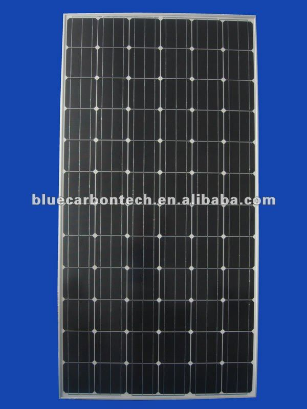 high power 280W commercial mono Solar Panels