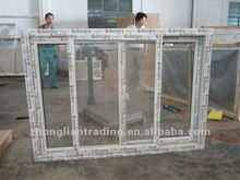 PVC awning window for Madagascar Reunion island Mayotte and Tanzania