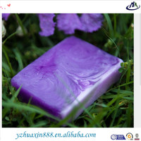 Lavender whitening facial soap for female