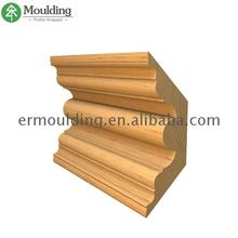 Reliable And Good Customized Size Wood Trim Mouldings Wainscoting