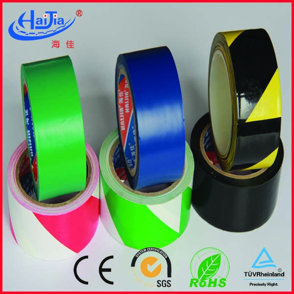 high quality Chinese famous brand cheap pvc floor marking tape