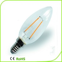 Buy Made in China 25 degree CRI>80 2700K plastic EMC candle led ...