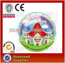 Inflatable pvc ball(factory)/plastic toy ball/football