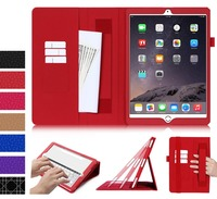 Super Funcitonal Factory Price Tablet Case for iPad Pro 12.9 with Auto Wake/Sleep Feature
