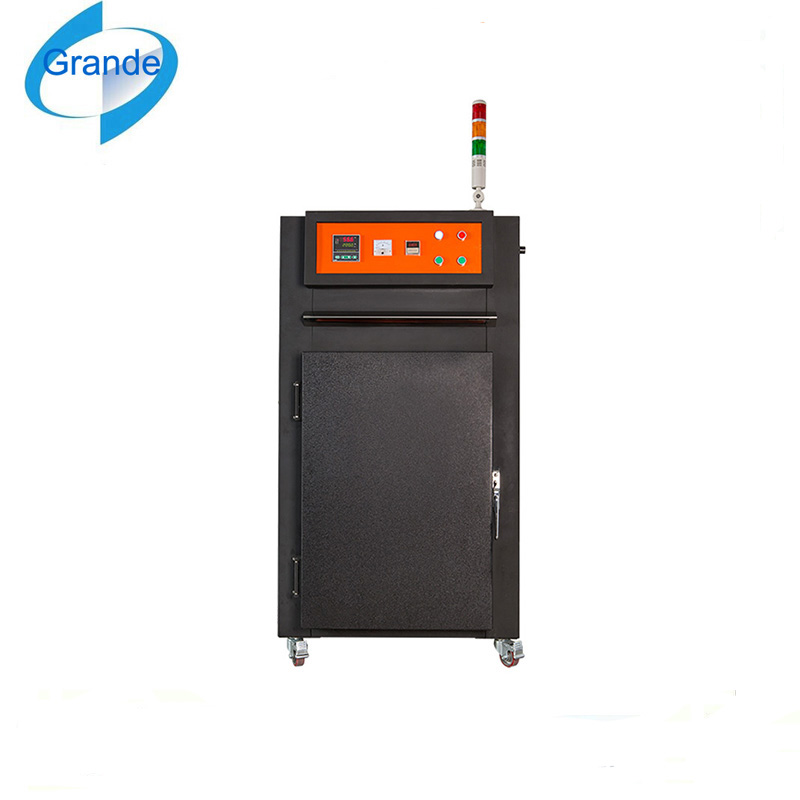 High precision temperature controlled industrial dust-free plastic drying oven